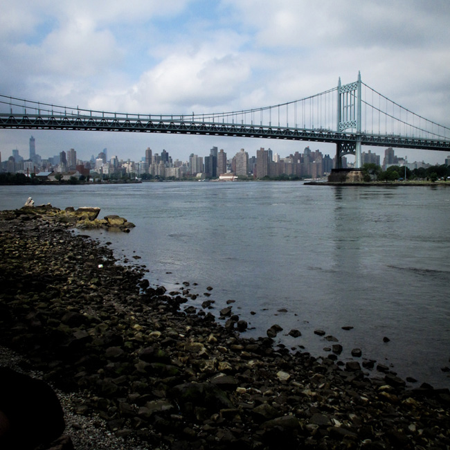 NYC as viewed from Astoria Park