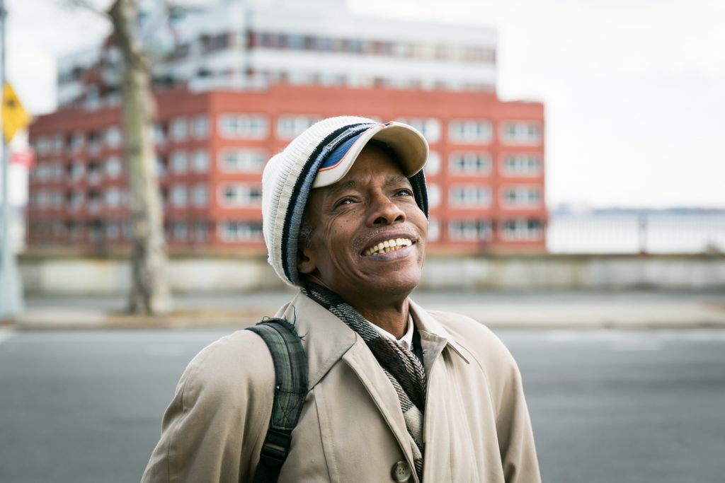 Staten Island resident, by NYC photographer, Kelly Williams