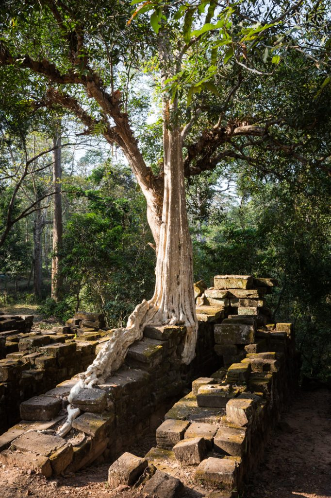 Spean Thma for an Angkor Wat temple guide