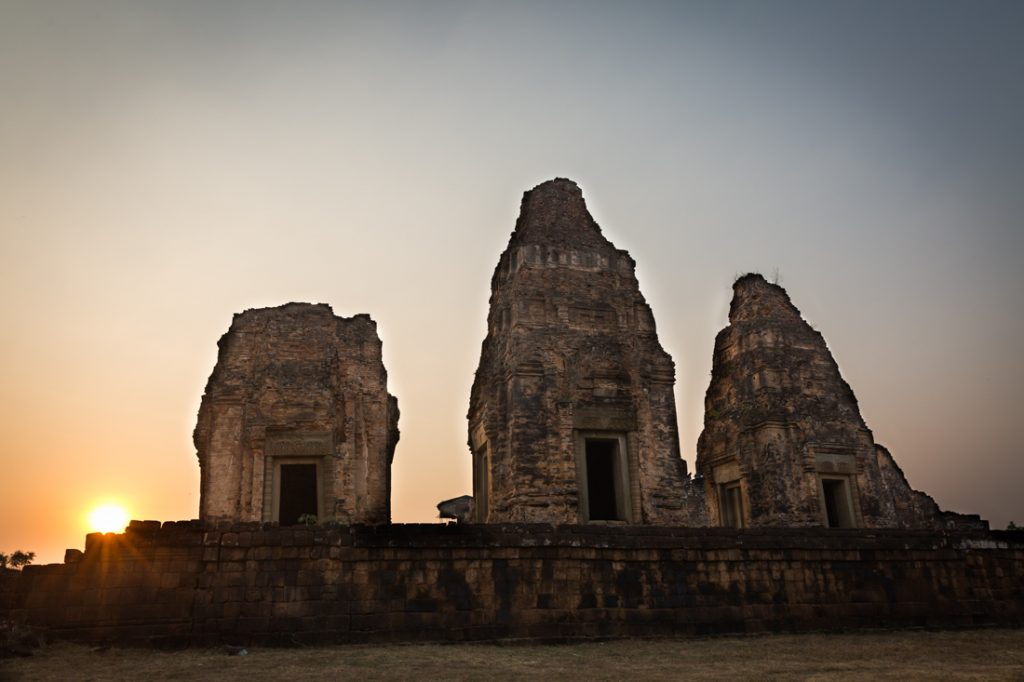 Pre Rup for an Angkor Wat temple guide