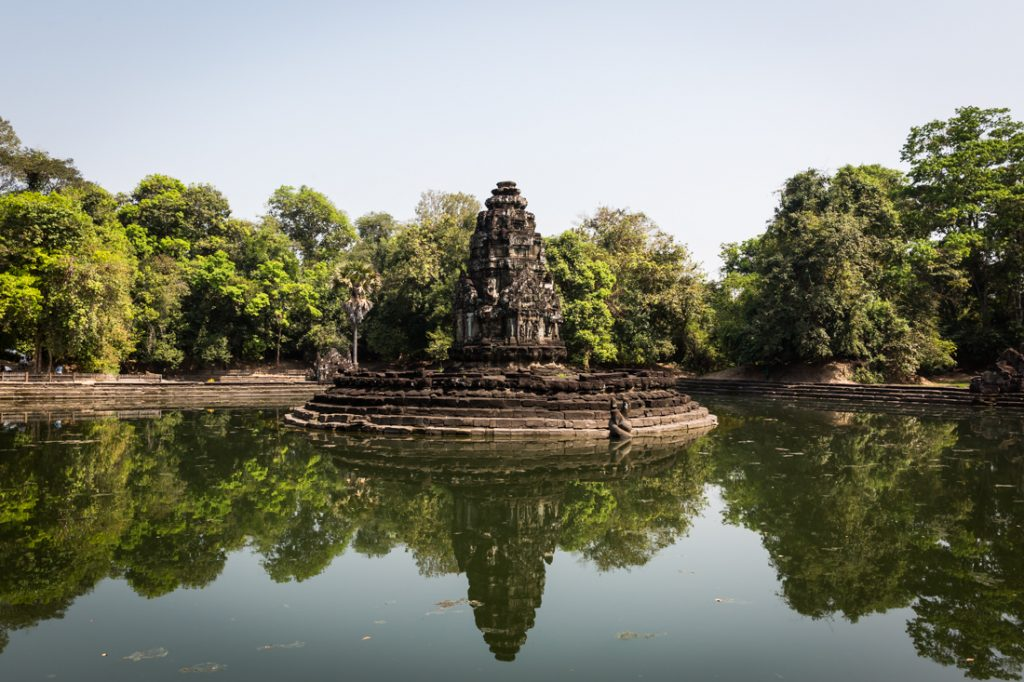 Neak Pean for an Angkor Wat temple guide