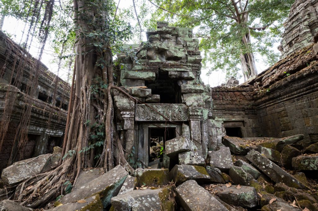 Ta Nei for an Angkor Wat temple guide