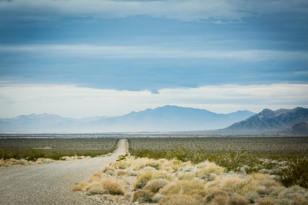 Death Valley landscape for an article on Death Valley travel tips
