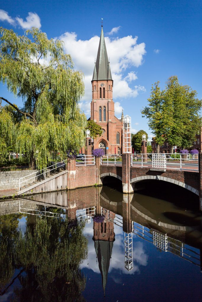 Church in Papenburg, Germany