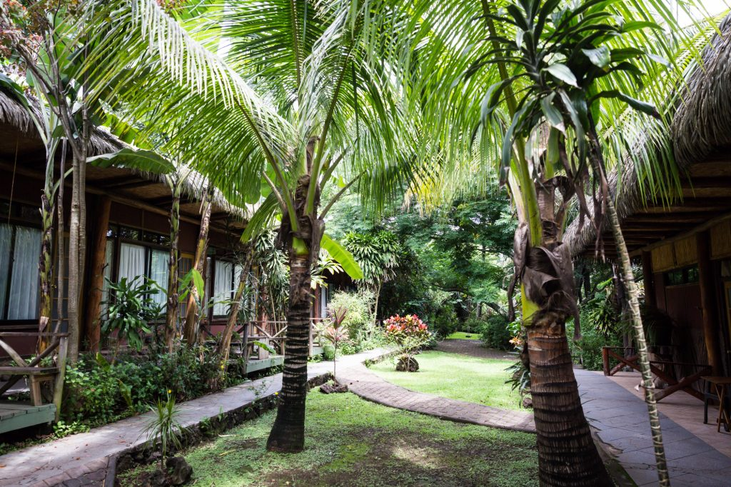 Hotel Manavai for an Easter Island travel guide