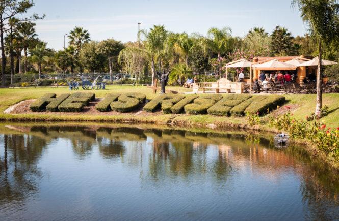 Holy Land in Orlando, Florida